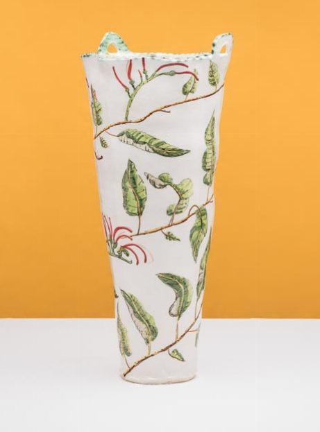 AVAIL Maparu Grevilia Vase With Handles, 50x23x20cm View1