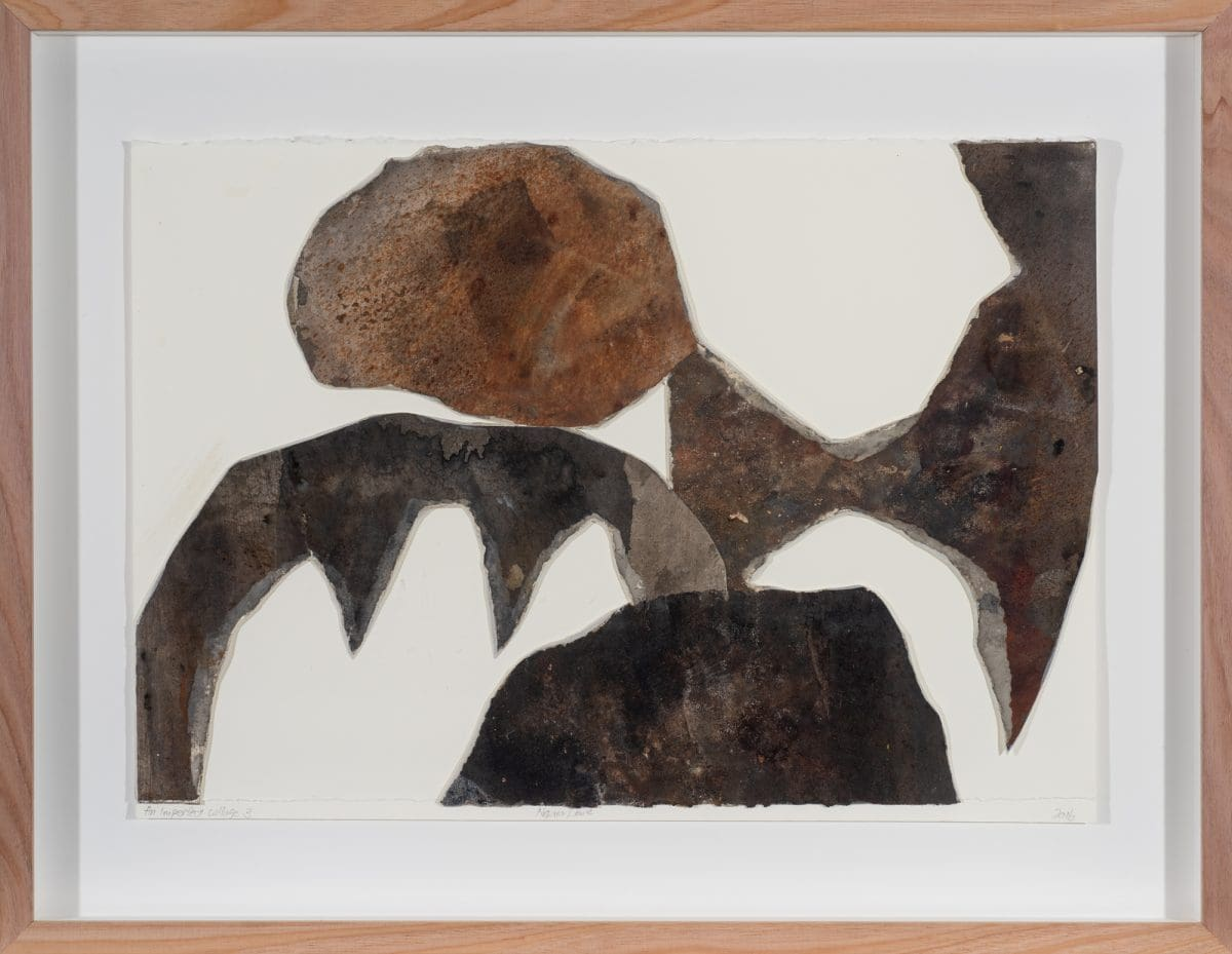 Ngaio Lenz, An Imperfect Collage 3