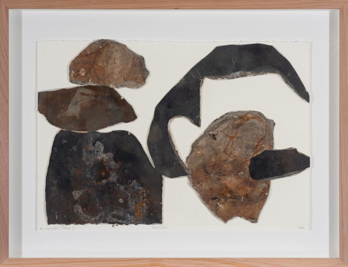 Ngaio Lenz, An Imperfect Collage 5