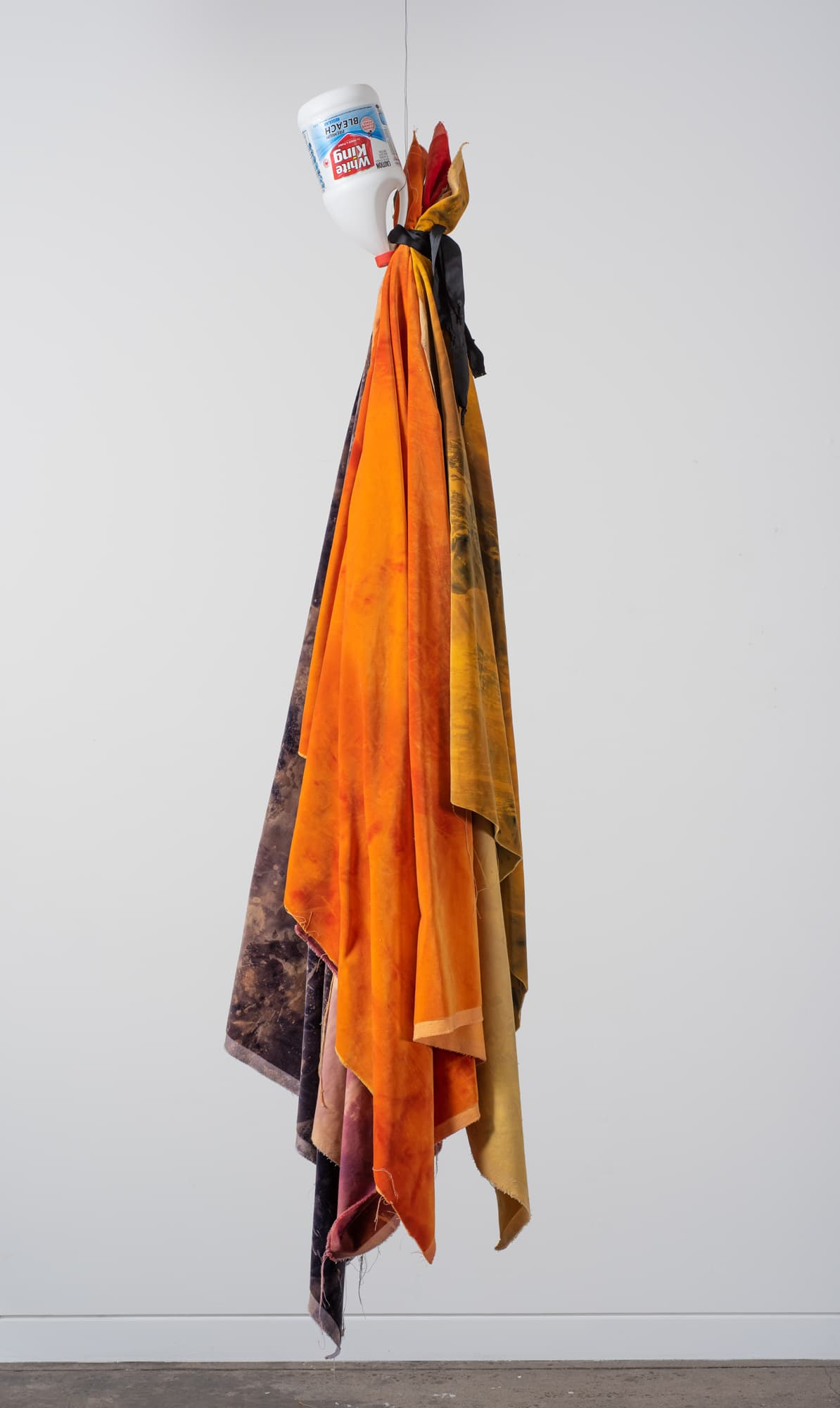 Clinton Naina, Passive Aggressive Power - Beautiful Rags, 2019, dimensions variable