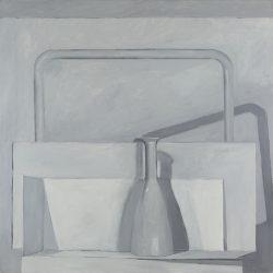Isobel Clement, Frames, 2010, 91x91cm