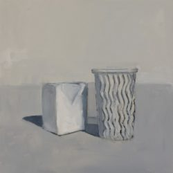 Isobel Clement, Untitled III, 41x41cm