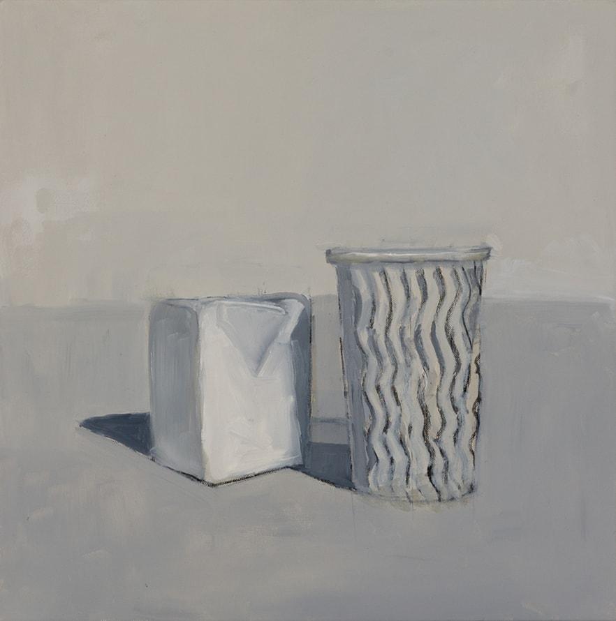 Isobel Clement, Untitled III, 41x41cm