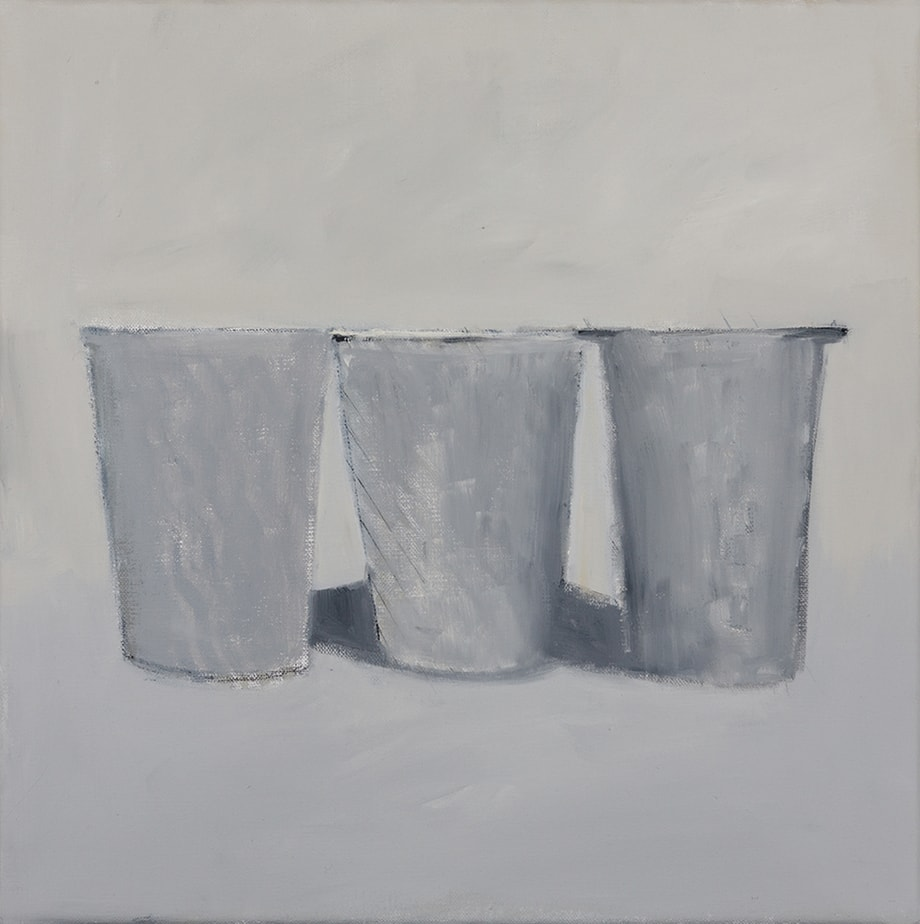 Isobel Clement, Together, 38x38cm