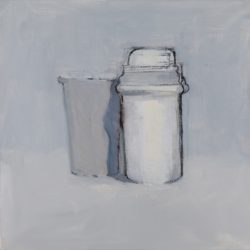 Isobel Clement, Touch, 36x36cm