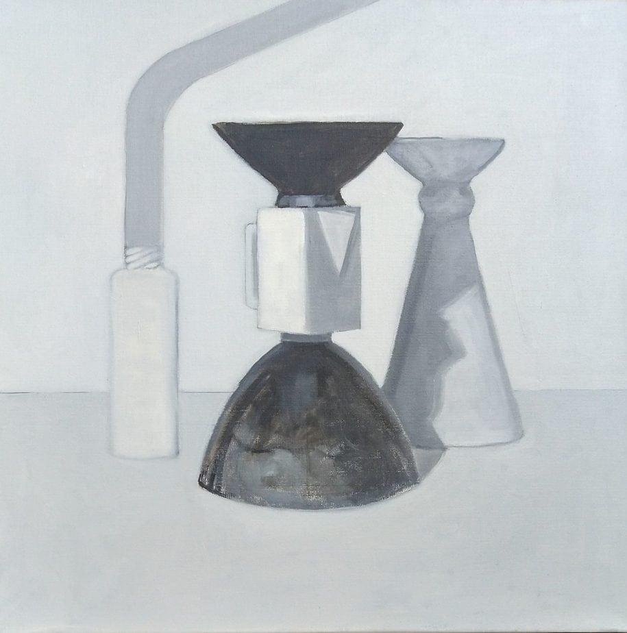 Isobel Clement, Untitled II, 2017, 64x64cm