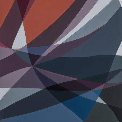 Jennifer Goodman, Musing, 200x120cm