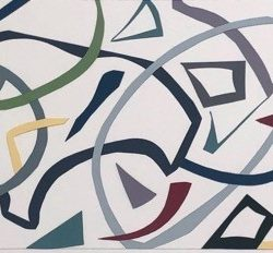 Jennifer Goodman, Paper Matter, 18x50cm
