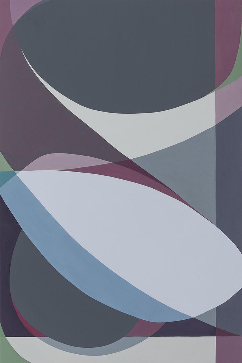 Jennifer Goodman, Whisper, 150x100cm