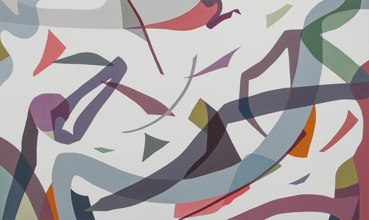 Jennifer Goodman, Zephyr, 120x200cm