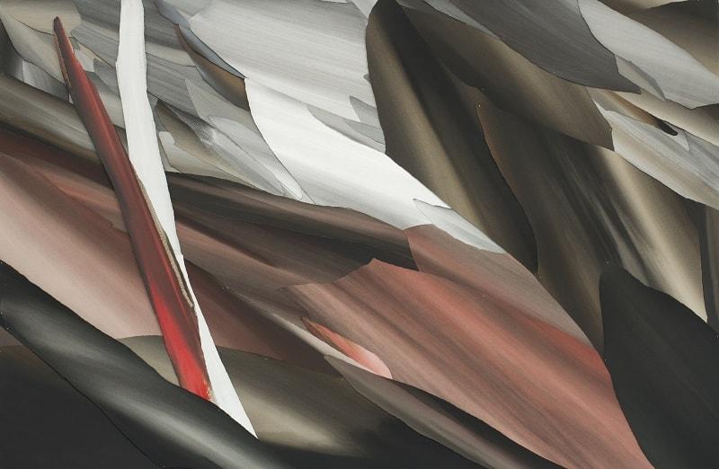 KirstinBergTheDistanceBetweenUs2012pigment,charcoal,pinsonpaper160x240cm
