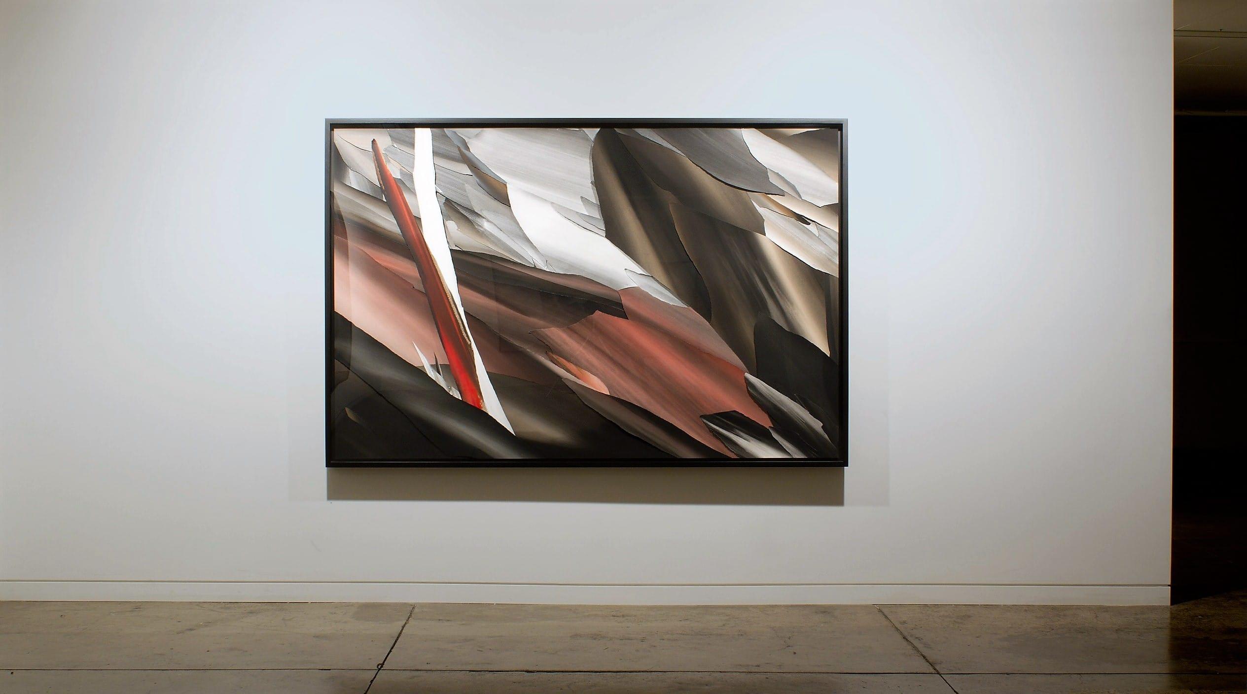 Kirstin Berg, Monument exhibition install