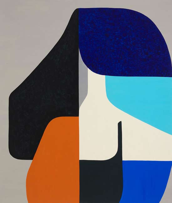 Stephen Ormandy, 2015, oil on linen, 230x198cm
