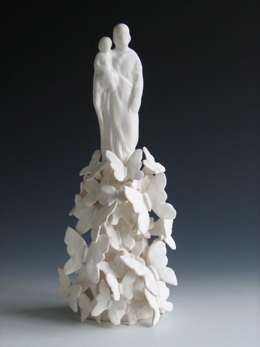 Linda Draper, Still Life, Hand Built Porcelaneous Stoneware
