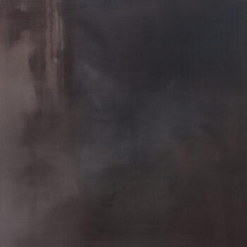 Adriane Strampp, Light Fall, oil on linen, 56x56cm