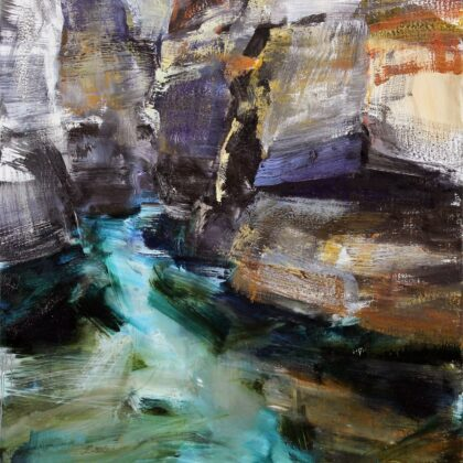 Tim Allen, Passage, 112x91cm