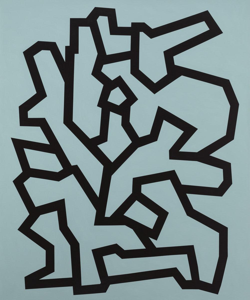Wilma Tabacco, Iridium, 183x152cm