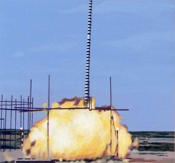 Bomb Test 2 By Adam Norton