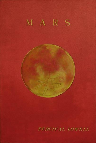 Adam Norton, Mars Percival Lowell