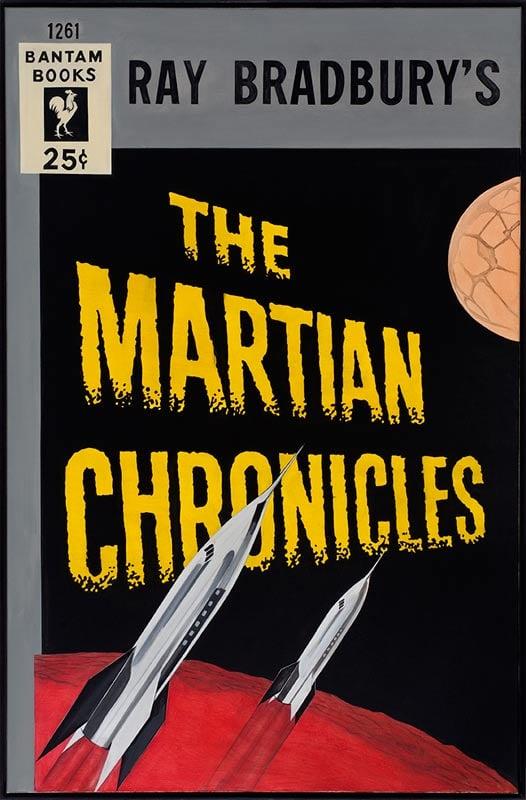 Adam Norton, Martian Chronicles