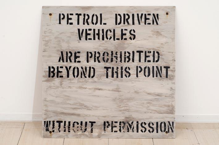 Adam Norton, Petrol Driven