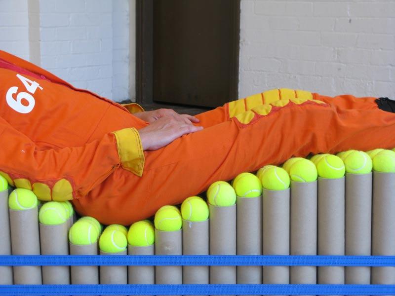 Adam Norton, Space Bed