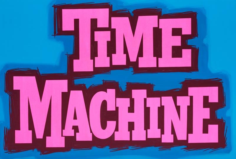 Adam Norton, Time Machine