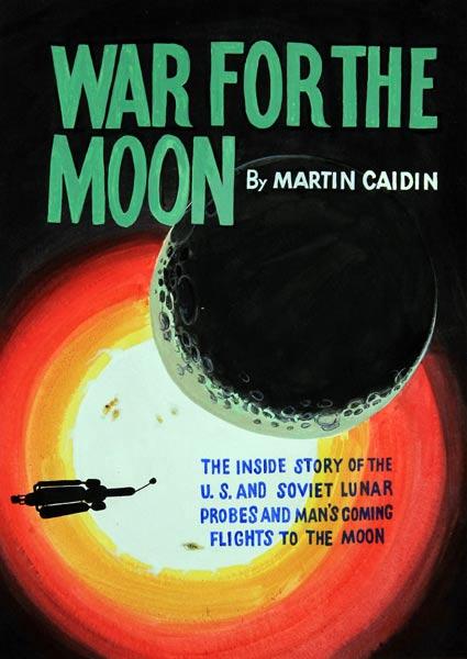 Adam Norton, War For The Moon