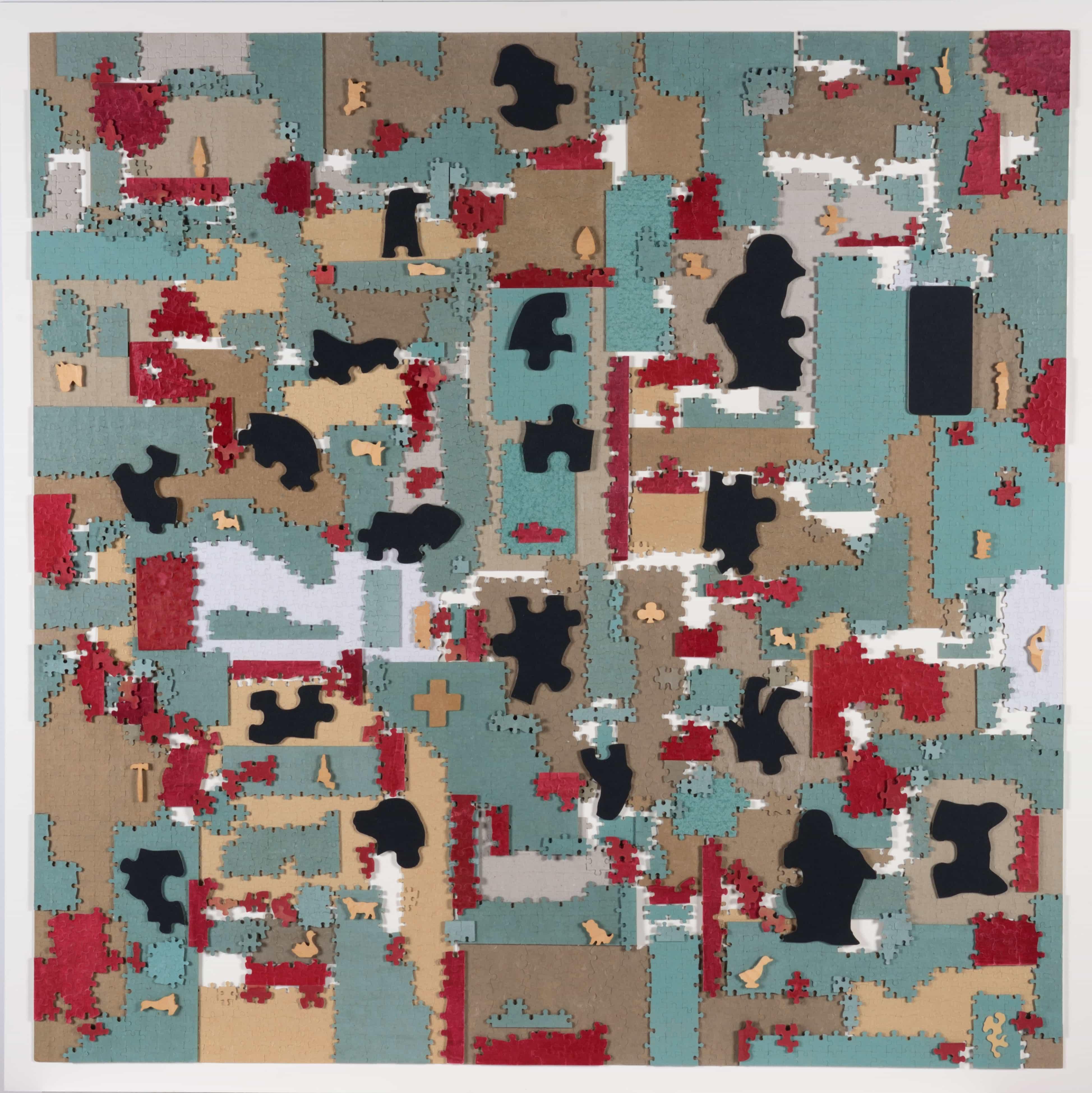 Andrew Seward, Les Moutons De Panurge