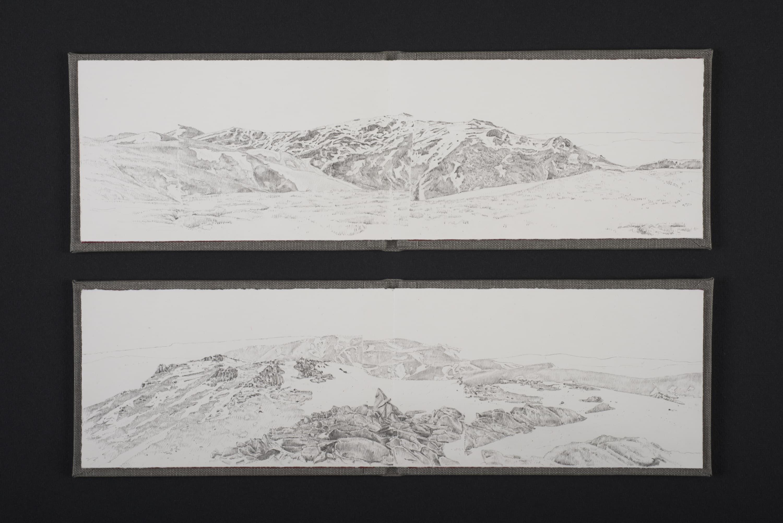 Andrew Seward, Mt Townsend