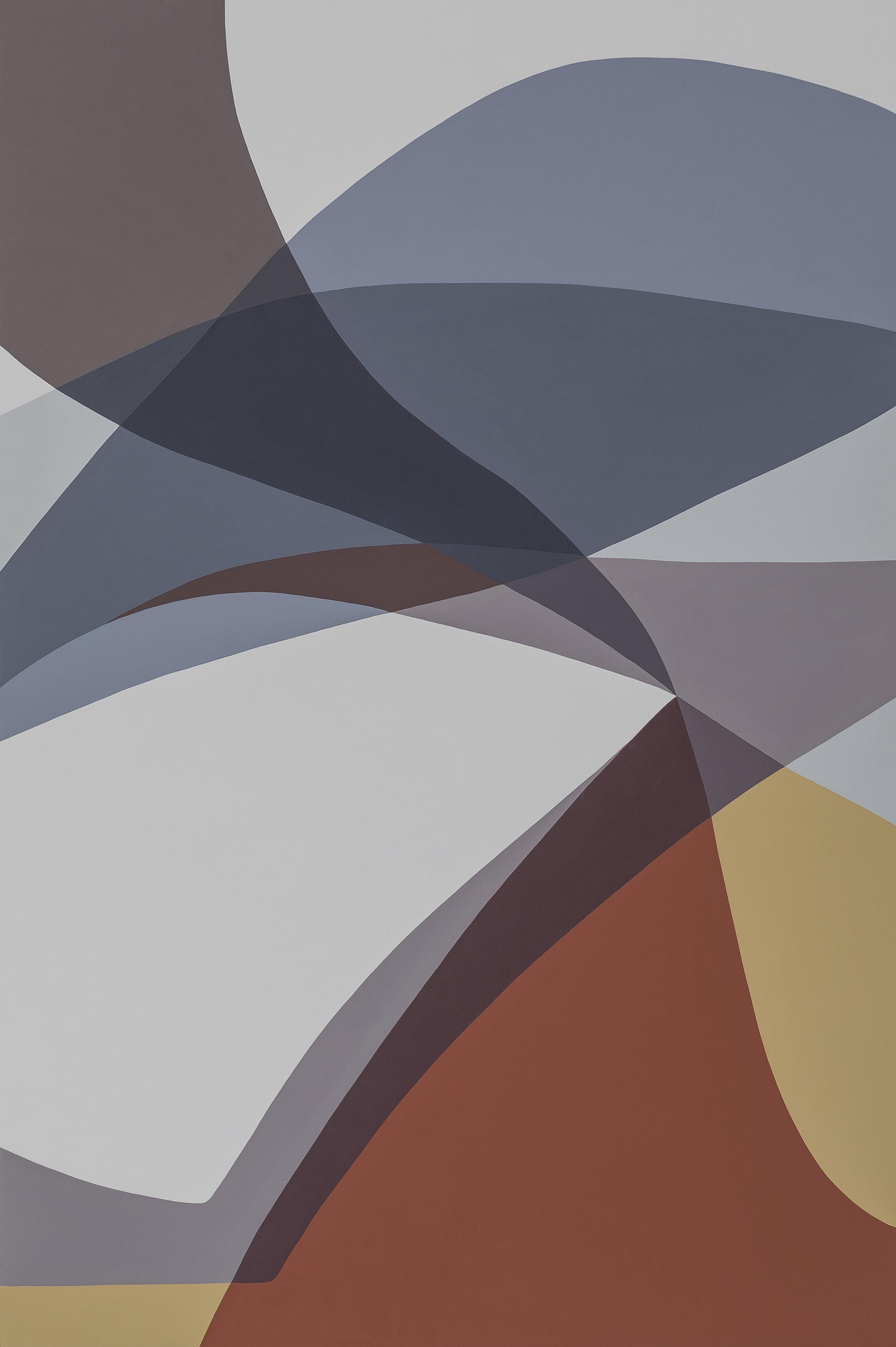 Jennifer Goodman, Autumnal Ages, 150x100cm