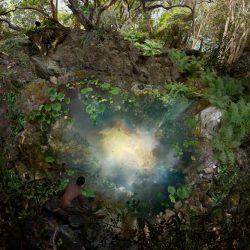 Catherine Nelson, Waterhole, 2014, 100x120cm