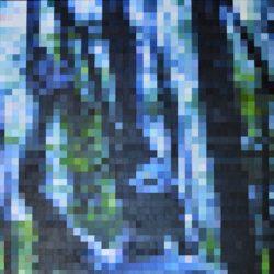 Christopher Pease, Emu Dance, 153x101cm
