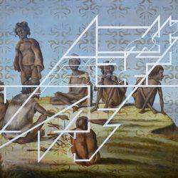 Christopher Pease, Open Plan Living, 2011, Oil On Linen, 100x150cm