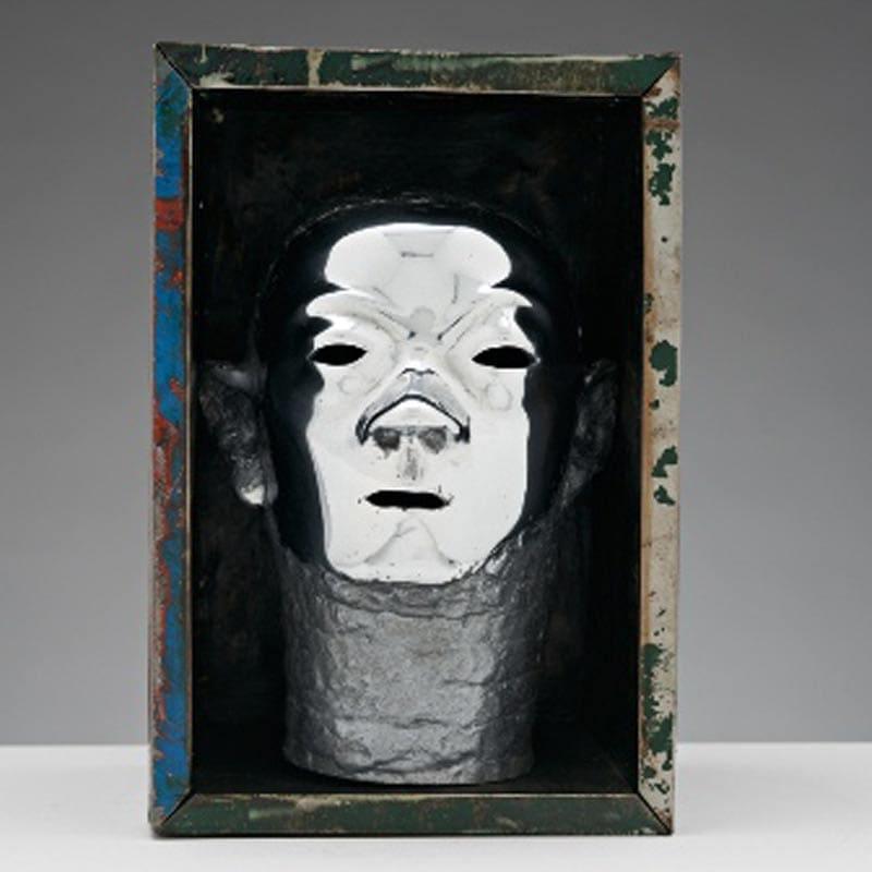 Dadang Christanto, Hidden, 40x30x30cm