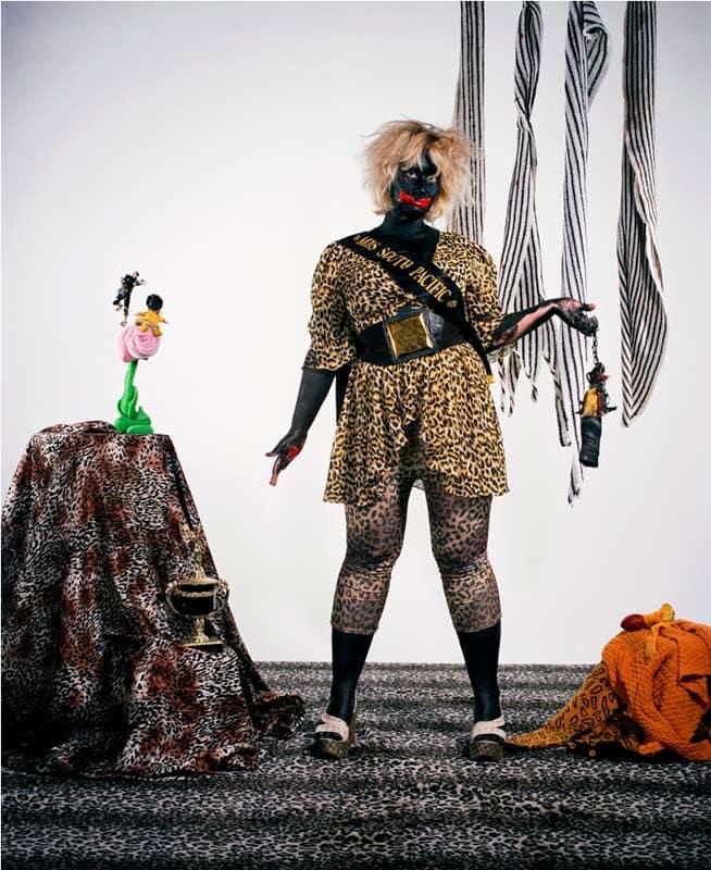 Eric Bridgeman, Big Head Turner, 2009