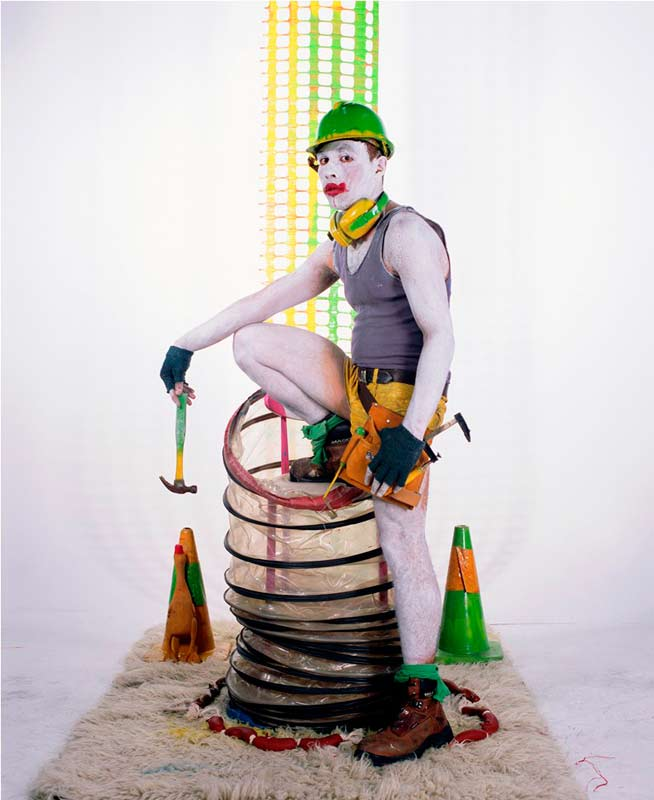Eric Bridgeman, Boi Boi The Labourer, 2008