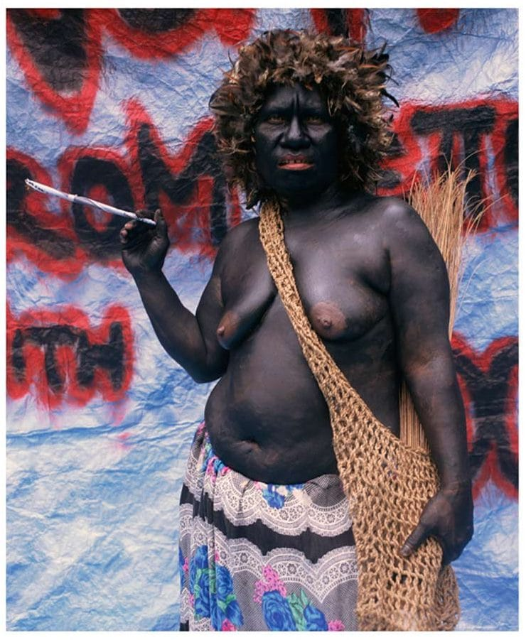 Eric Bridgeman, Woman From Settlement With Boobs, 2009