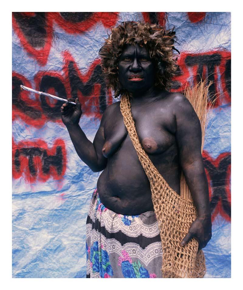Eric Bridgeman, Woman From Settlement With Boobs, 2009