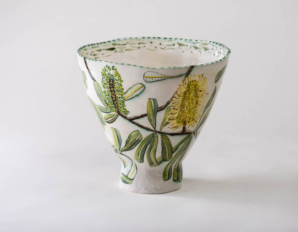 Fiona Hiscock Banksia Bowl, 2017 View1