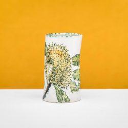 Fiona Hiscock, Banksia Serrata Jar, 2015, 18x10x10cm