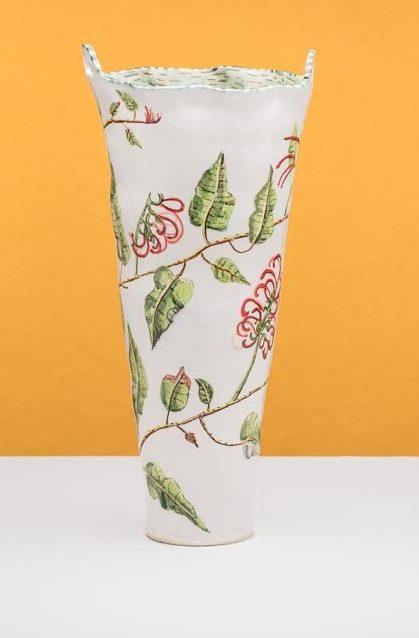 Maparu Grevilia Vase By Fiona Hiscock