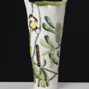 Banksia Vase By Fiona Hiscock