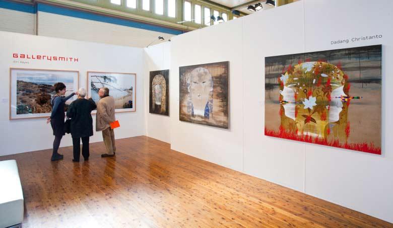 Gallerysmith-artfair-melbourne-2010-install-2