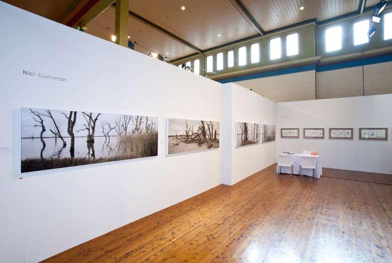 Gallerysmith At Melbourne Art Fair, 2010.