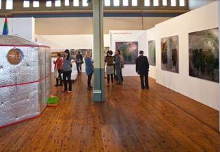 Gallerysmith at Melbourne Art Fair, 2012.