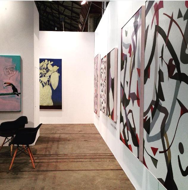 Gallerysmith At Sydney Contemporary, 2015.