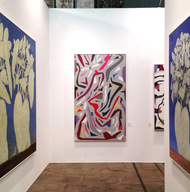 Gallerysmith at Sydney Contemporary, 2015.