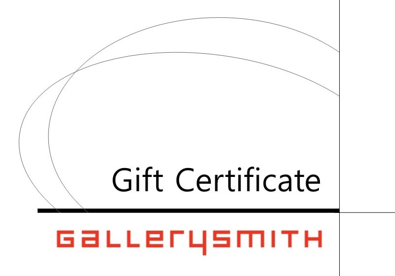Gallerysmith Gift Voucher