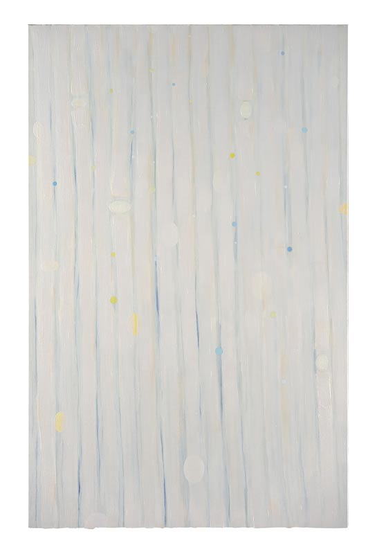 Ian Friend, But These Things Also #1, 2010-2011, Oil On Linen, 200x150cm